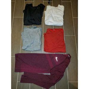 Nike Dri-fit long sleeves shirt lot